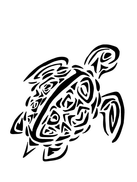 tribal turtle tattoos designs tribal sea turtle drawing amazing wallpapers