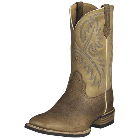 western boots for s ariat 174 11 quot quickdraw western boots 216113 cowboy