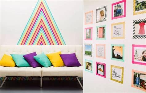 Piring Plastik Bsm Besar gak cuma dengan warna polos hias dinding rumahmu dengan 24 inspirasi dekorasi ini