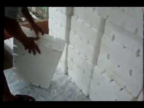 Bak Komet Untuk Nutrisi Hidroponik cara membuka styrofoam bekas untuk bak nutrisi hidroponik