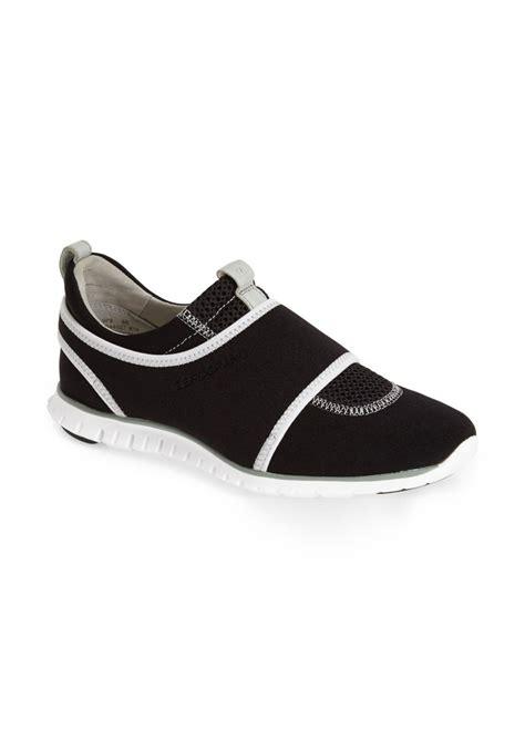 cole haan womens sneakers cole haan cole haan zerogrand slip on sneaker