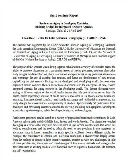 layout seminar paper certificate format for seminar report gallery