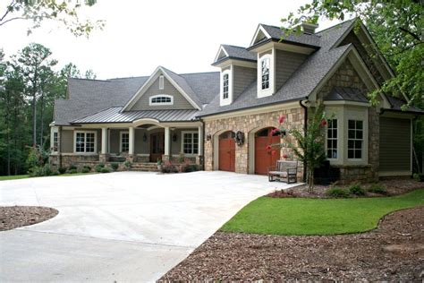 home design degree walk out house plans with 45 degree angled garage amazing house designs