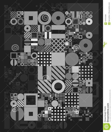 ic layout design book vector minimal covers procedural design futuristic