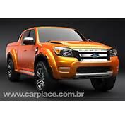 Ford Revela A Nova Ranger Max  Vers&227o Deve Chegar Ao Brasil Em