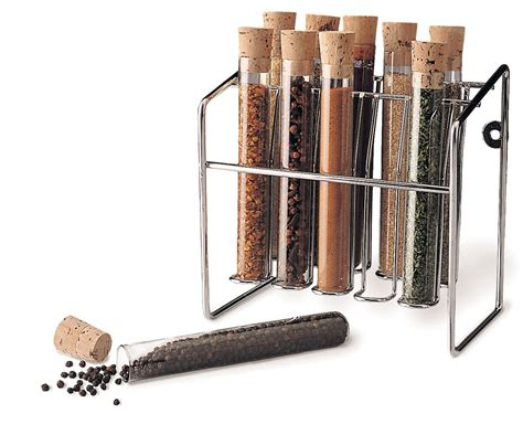 Test Spice Rack by Use Lab Grade Test As Your Spice Rack Offbeat Home