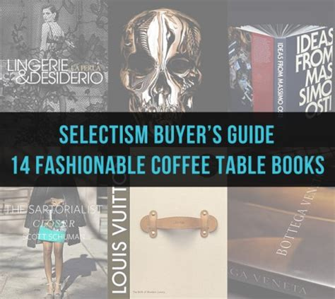 Haute Gift Guide Fashionable Books by Selectism 2012 Gift Guides For The Holidays Season Selectism