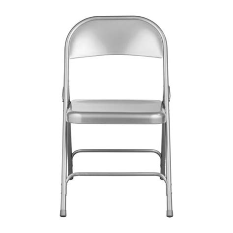 Macadam Chair by Macadam Folding And Accent Chairs Silver Metal Habitat