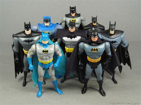 toys of batman dork dimension tribute animated batman evolution