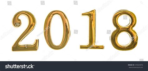 new year symbols 2018 2018 happy new year sign symbol stock photo 576924076