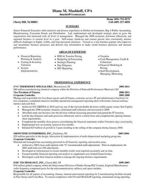 staff auditor resume sle 28 28 images resume format for staff 28 images exle staff resume