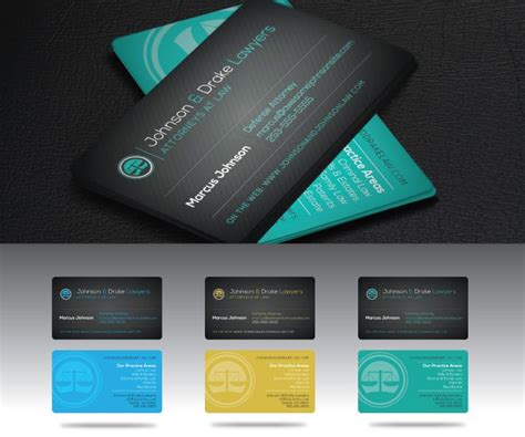 business card lawyer template psd 11 best business cards lawyer images on