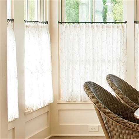 cafe curtain styles how to hang caf 233 curtains