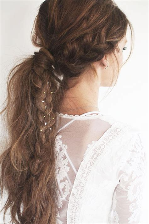 updos for long hair i can do my self different cute ponytail hairstyles for long hair