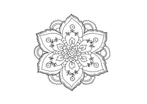 immagini fiori per bambini fiori da colorare disegni da stare a tema fiori per
