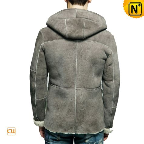Jaket Simpel Elegan Hooded Jacket s fur leather jacket with cw848263