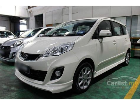 mpv car 2017 perodua alza 2017 s 1 5 in penang automatic mpv white for