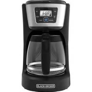 Black Decker Coffee Maker Machine Under The Counter 12 Cup Kitchen » Ideas Home Design