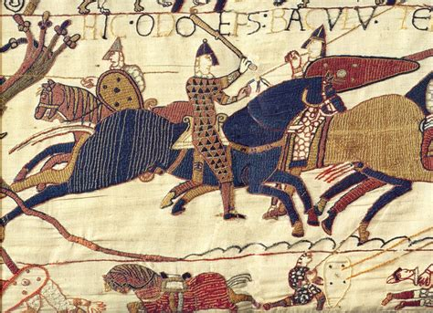 The Tapestry alanna cavanagh inspiration bayeux tapestry
