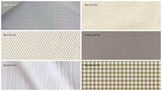 What Type Of Fabric To Use For Upholstery by Explained Different Types Of Cotton Used In Textiles Cotton Concepts Cc