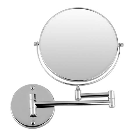 No 7 Vanity Mirror by Chrome Sided 7x Magnifying Mirror 8 Quot Wall