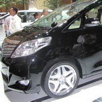 Spion Depan Toyota tangkal pencuri spion alphard