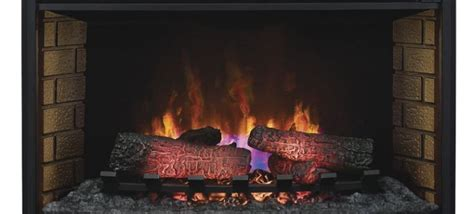 Realistic Electric Fireplace Top 4 Most Realistic Electric Fireplace Options In 2018 Best Electric Fireplace Reviews