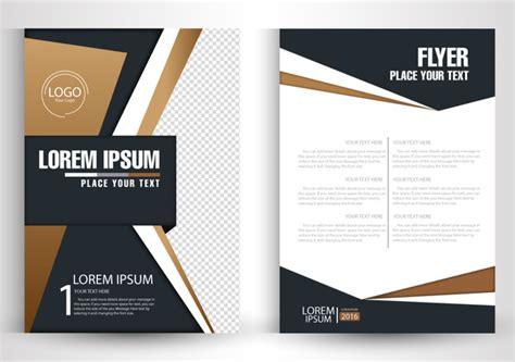 vector leaflet design eps flyer free vector download 1 813 free vector for