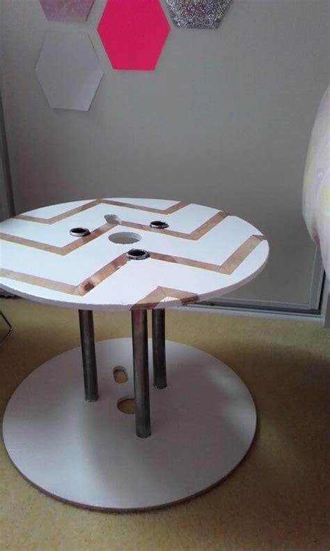 Table En Bobine De Cable by Les 25 Meilleures Id 233 Es De La Cat 233 Gorie Relooking De Table