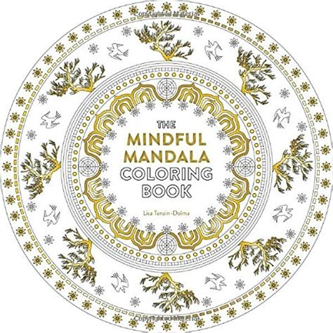 mindful mandalas a mandala 153330033x the mindful mandala coloring book