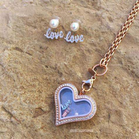 Origami Owl Living Lockets Jewelry - hostess exclusive for january 2016 tell your story with