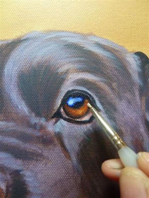 paint puppy acrylic paintings of dogs defendbigbird