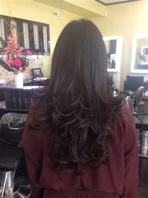 houston haircut and massage posh salon houston hair salons galleria uptown
