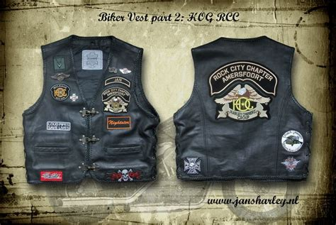 Vest Hoodie Harley Davidson Motorcycles 2 biker vest patch placement motorcycle garage