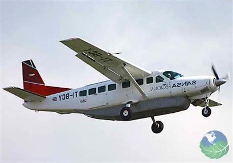 costa rica flights domestic flights info