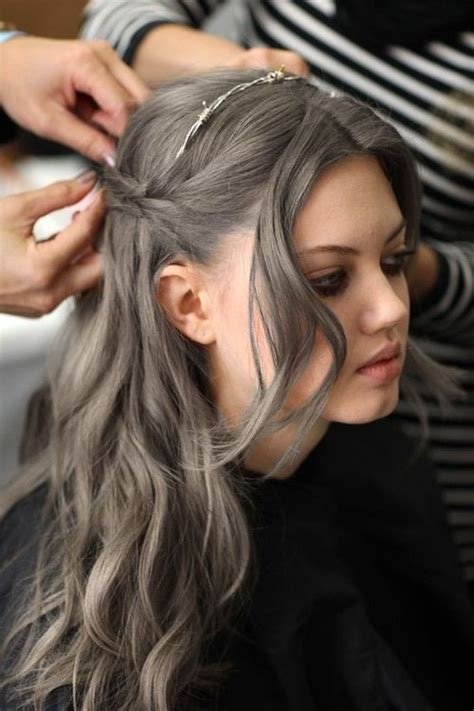 So Real Gray Brown i guess they want this poor to ash gray at a
