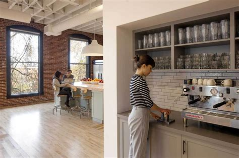 airbnb office airbnb portland usa office yellowtrace