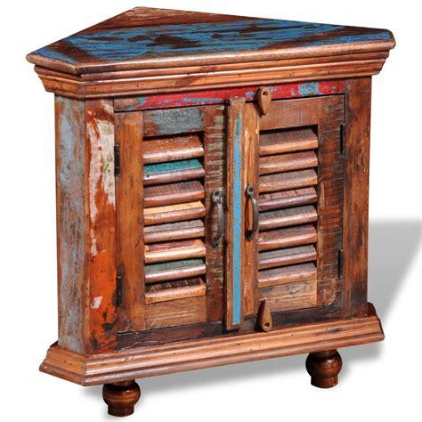 armadietto in legno articoli per armadietto per angolo in legno anticato