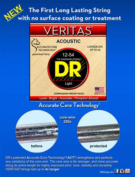 Dr Bass Accoustic acoustic dr strings