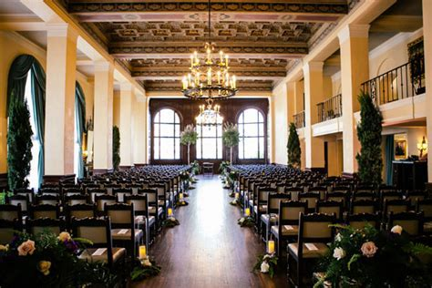Wedding Venue Review: The Ebell of Los Angeles