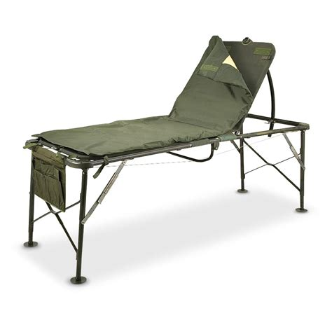 military bed used u s military folding adjustable hospital bed
