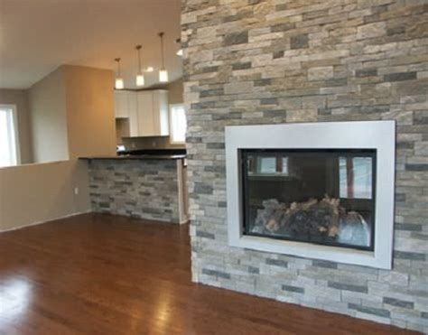 brick accent wall stone and brick accent wall projects decorating your