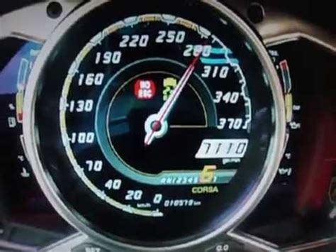 Km H Lamborghini by 0 A 300 Km H Lamborghini Aventador Lp 700 4
