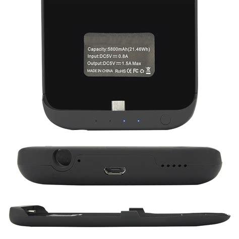 Power Battery Samsung S6 Edge Plus Flip 5800 Mah Berkualitas samsung galaxy s6 edge plus external battery with 5800mah capacity cts systems