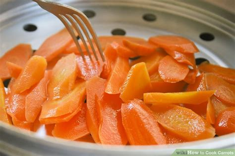 15 ways to cook carrots wikihow