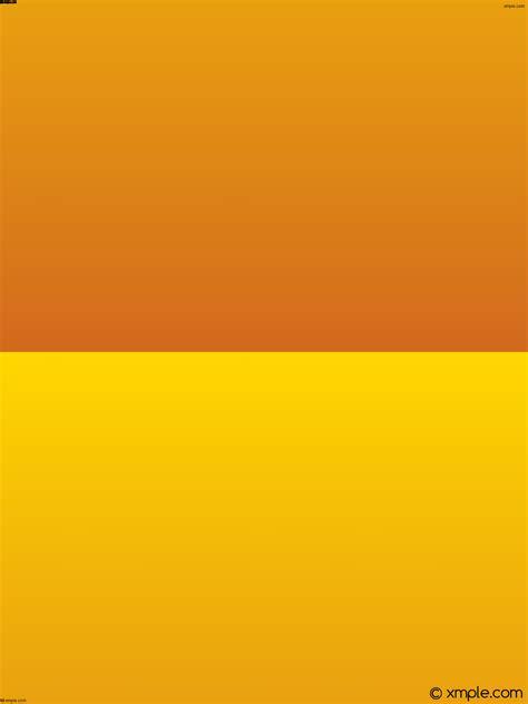 yellow brown wallpaper gradient highlight yellow brown linear d2691e