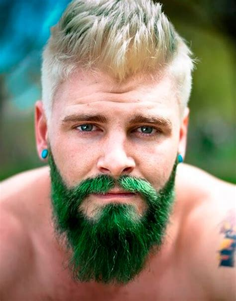 mens dyed hairstyles cool s haircuts to be admired