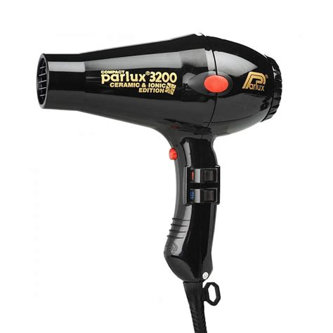 Parlux Hair Dryer parlux 3200 compact ceramic ionic hair dryer dhs