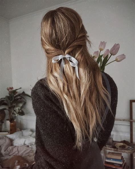 easy hairstyles ribbon 17 best ideas about mane hair on pinterest 50 hair dyed
