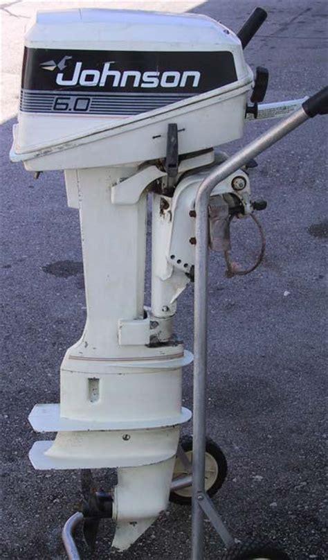 johnson  hp outboard long shaft boat motor